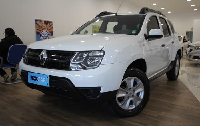 RENAULT DUSTER EXPRESSION 1.6 SCE 2017