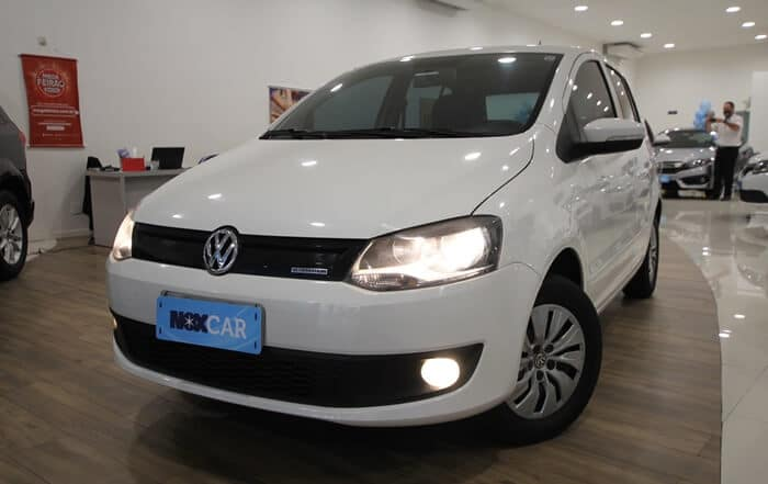 VOLKSWAGEN FOX BLUEMOTION 1.0 2014