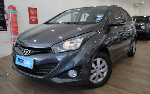 HYUNDAI HB20 S COMFORT 1.6 AT 2015