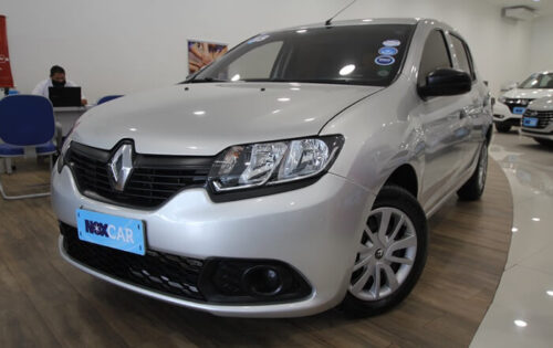 RENAULT SANDERO AUTHENTIQUE 1.0 2018